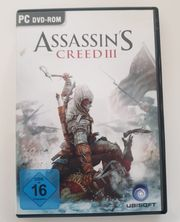 PC DVD-Rom Spiel Assassins Creed