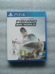 PS4 Spiel Fishing Sim World