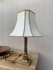 Elegante Tischlampe