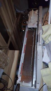 Strickmaschine silver Reed 155