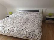 Doppelbett inkl 2 Nachttische