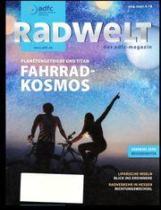 ADFC Radwelt - das Fahrradmagazin