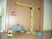Lego City Baukran und Schwertransporte