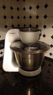 Bosh CreationLine Küchenmaschine Mineral Grey