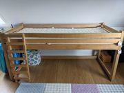 Kinder-Hochbett