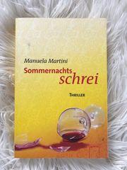 Arena Thriller Sommernachtsschrei - Manuela Martini