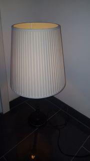 Tischleuchtenfuß Leuchtenschirm zu verkaufen