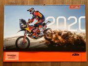 KTM Kalender 2020