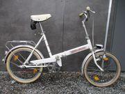 Bitte alte Fahrräder nicht wegwerfen