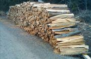 Brennholz Aktion