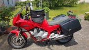 Motorrad - sehr gut erhaltene Yamaha