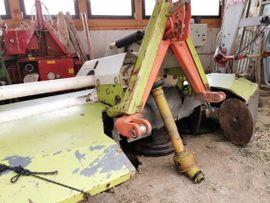 Traktoren, Landwirtschaftliche Fahrzeuge - Mähwerk Frontmähwerk Claas Trommelmähwerk