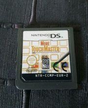 Nintendo DS Spiel More TouchMaster