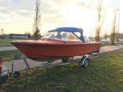 Sportboot Motorboot Ockelbo mit Harbeck
