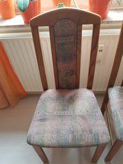TAUSCHE 2 gepolsterte Stühle