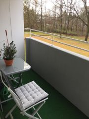 2-Zimmer ETW mit Balkon und