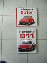 Porsche 911 und VW-Käfer neue