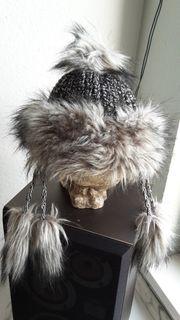 Mongolen Mütze