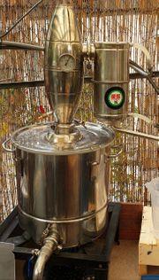 Destille Edelstahl 30L