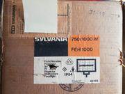 Sylvania FEH 750 1000 W