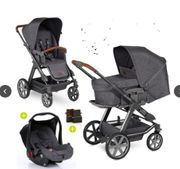 ABC Design KinderwagenkomplettSet Turbo 4