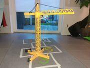 Playmobil Baukran 3262 elektrisch Guter