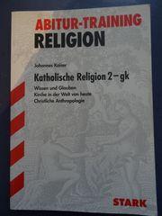 Inkl Versand Abitur-Training - Religion Katholische