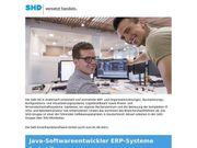 Java-Softwareentwickler ERP-Systeme m w d