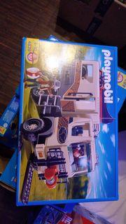 Playmobil Forscher