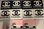 Neu Kissenhülle Chanel CC Weihnachten
