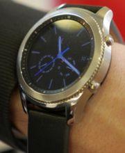 Armbanduhr Samsung Gear S3 Classic