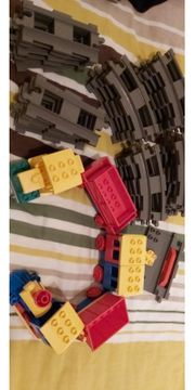 Lego Eisenbahn 2961
