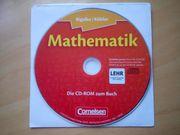 Mathematik CD-ROM zum Buch