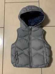 BabyWeste mit Kapuze von Zara