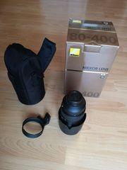 Nikon AF-S 80-400mm 4 5-5