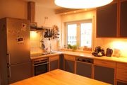 Einbauküche mit Siemens Geschirrspüler und