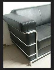 Sofa Couch Zweisitzer ähnlich LC