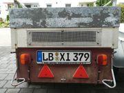 PKW Anhänger klein 400 kg