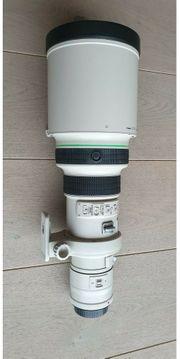 Canon Objektiv EF 400mm 14