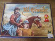 Brettspiel El Grande
