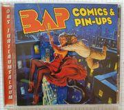 BAP Comics Pin-Ups