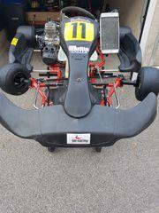 Kart Rennkart Parolin Le Mans