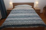 Bett Doppelbett 160x200 Malm IKEA