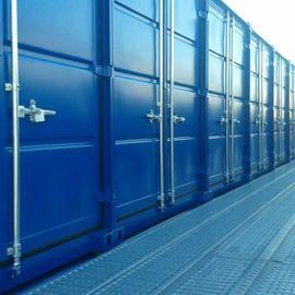 Vermietung Büros, Gewerbeflächen - Lagerpark Dachau - Lager-Garage-Container-Lagercontainer mit Licht - Strom -
