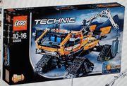 LEGO Technic 42038 - Arktis - Kettenfahrzeug