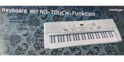 Keyboard Weinberger Modell 13CK-H54-SL