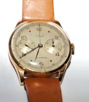 mechanische Herrenuhr Chronograph Stoppuhr in