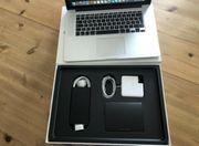 Macbook Pro Retina 15 wie