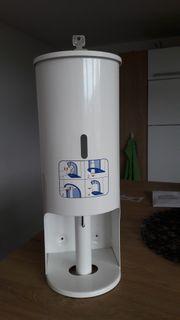 WC- Rollenspender