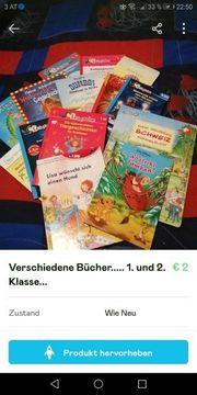 Kinderbücher für 1 und 2